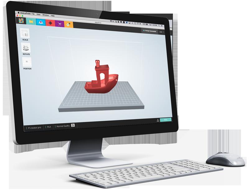 AstroPrint Desktop