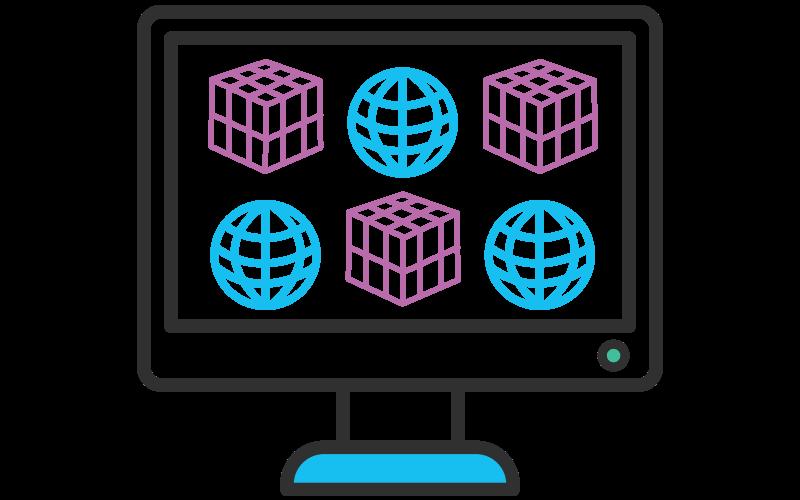 Model repository icon